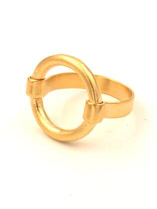 טבעת עילם זהב